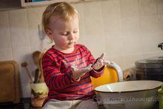 Čo všetko sa naučíme v kuchyni – Ružový dinosaurus