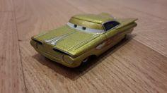 Ramone - versione carrozzeria dorata