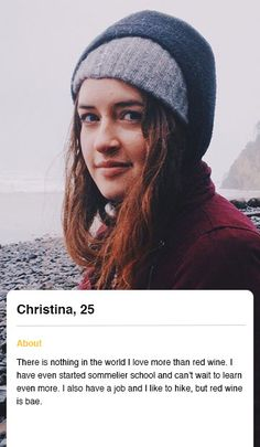 Bumble profile examples female