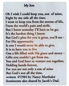 My son Love My Son Quotes, Father Son Quotes, I Love My Son, Quote Of The Day, My Wish For You, Baby Quotes, Real Man, Google Images, Letting Go