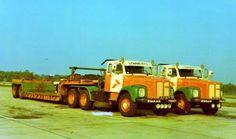 Lommerts ✔️ Transport In Europe, Road Transport, Cool Trucks, Big Trucks, Heavy Duty Trucks, Transporter, Queen, Classic Trucks, Volvo