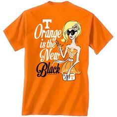 Tennessee Volunteers Orange is the New Black T-shirt