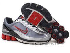 http://www.jordannew.com/mens-nike-shox-r6-shoes-grey-white-black-red-authentic.html MEN'S NIKE SHOX R6 SHOES GREY/WHITE/BLACK/RED AUTHENTIC Only $75.49 , Free Shipping!