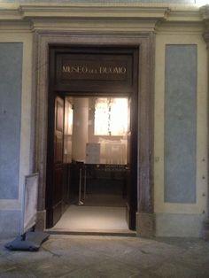 Nuovo Museo del Duomo - ingresso