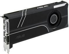 Asus GeForce GTX 1060 1506Mhz PCI-E 3.0 6144Mb 8008Mhz 192 bit DVI 2xHDMI HDCP  (TURBO-GTX1060-6G)  — 18490 руб. —