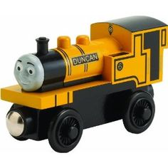 Thomas has nothing on Duncan. ;)