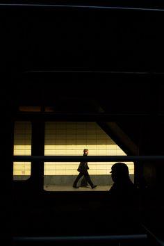 Bus - street photography