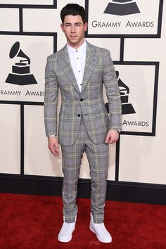 Nick Jonas - Grammy 2015