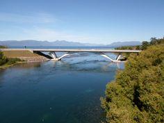 Puente y Río Toltén, Villarrica
