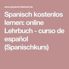 spanischkurs kostenlos
