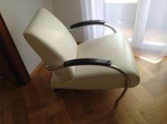 Gelderland Jan des Bouvrie Weiße Leder Sessel mit Stahlrahmen. in Baden-Württemberg - Baden-Baden | Sessel Möbel - gebraucht oder neu kaufen. Kostenlos verkaufen | eBay Kleinanzeigen