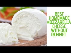 Hello lovies hope you are doing great. on today's video i am going to show you how to make the best mozzarella cheese without rennet. If it's your first time. Mozarella Cheese Recipe, Home Made Mozzarella Cheese, Homemade Mozzerella, Homemade Cheese, Make Cream Cheese, Easy Cheese, How To Make Cheese, Charcuterie, Cheese Recipes