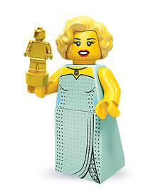 "Hollywood Starlet -- ""Thank you so much! I couldn't have done it without all of you!"" 