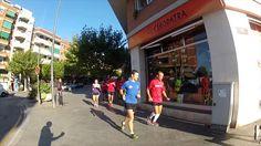 Grup d'entrenament dels Amics del Running, Barberà 2012