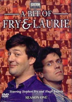 A Bit of Fry and Laurie (TV Series 1987–1995)