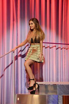 Ariana at Alan Carr Chatty Man