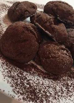 Healthy Cookies, Sugar Free, Sweets, Chocolate, Desserts, Recipes, Cakes, Food, Style