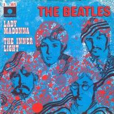 Lady Madonna was recorded February 3 - 6 1966 at Abbey Road and released as a UK single March 15, 1968. Was #1 for two weeks (March 27 & April 3). US single March 18, 1968.