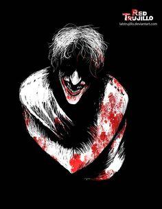 The Joker II (2013) by redtrujillo.deviantart.com on @deviantART