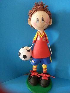 El regalo perfecto de paratenertiempo. De facebook Un nuevo jugador de la selección Española.  MIGUELITO número 10 va de camino a su casa por su cumpleaños.  Felicidades