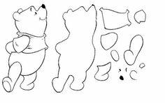 GGidany Arte Em Biscuit: Moldes para EVA ,PATCHWORK e outros...