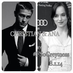 Fifty Shades of Grey-I'm excited!!!! I'm glad they have finally revealed the cast!!!! Can't wait!!!!