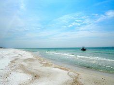 Panama City Beach in Florida: Sonne, Strand & Seafood - Reiseblog Travel on ToastReiseblog Travel on Toast #Florida