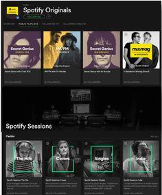 #spotify #sessions #original #marketing