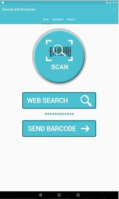 QR and barcode are everywhere on every product, you can now scan and read the code behind it with the use of QR and barcode reader apps. you just scan product bar codes or QR codes in shops and find the actual price to save money. Use your Smartphone as QR Code scanner, Barcode scanner, Price grabber and Data Matrix code scanner .