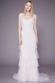 Badgley Mischka Spring 2016 Bridal Collection - Dorris Sweet Wedding Dresses 5979b0e006b1
