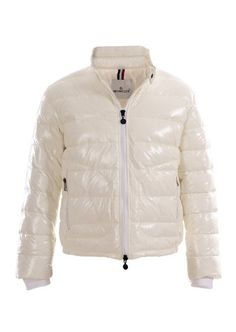 moncler mens white jacket