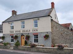 The Five Dials Inn ,Horton Cross. Somerset |.