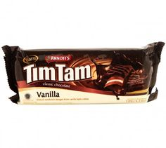Arnotts Tim Tam Chocolate Vanilla 120G at Rs.115 Only!