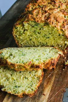clean eating zucchini bread