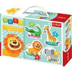 Puzzle Baby Safari