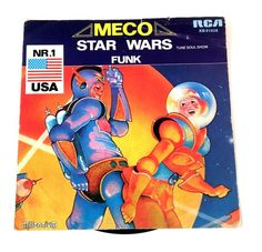MECO – Star Wars Funk 7-inch - Records