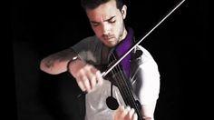 robert mendoza violin cover wrecking ball - YouTube