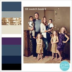 Maybe for pics on ideas for what to wear for family pictures.all kind of ideas! Family Photos What To Wear, Extended Family Photos, Fall Family Photos, Family Pictures, Family Picture Colors, Family Picture Outfits, Picture Ideas, Photo Ideas, Picture Color Schemes