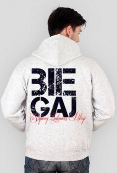 Boruta Wear Biegaj Męska rozpinana!   #boruta #wear #bluza #kaptur #biegaj #bieganie #policja #chwdp #acab #street #style #sport