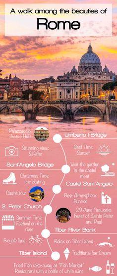 A walk in the centre of #Rome with our suggestion about #events, #food and #wine!  Una passeggiata nel centro di #Roma con i nostri consigli sul #cibo, gli #eventi e il #vino!