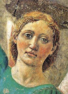 Angel, Piero della Francesca