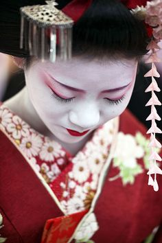 I grew up being told off and on about Geisha and studied them briefly in college.  Such a wonderful culture and lifestyle that I wish would flourish once more.