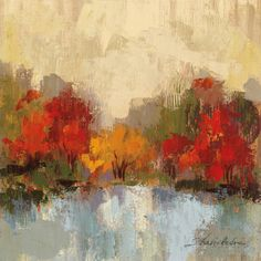 Fall Riverside I Julisteet tekij�n� Silvia Vassileva AllPosters.fi-sivustossa