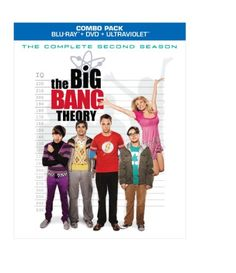 The Big Bang Theory: The Complete Second Season « MyStoreHome.com – Stay At Home and Shop