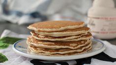 Amerikaanse Pancake mix en recept voor de pannenkoeken