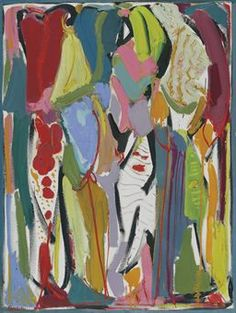 Untitled (Mid to late 80's) - Paul Guiragossian