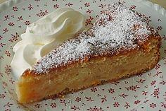 Apfel - Frischkäse - Rührkuchen (Rezept mit Bild) | Chefkoch.de