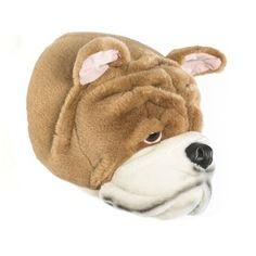 WILD & SOFT - Tierkopf Bulldogge Matthew