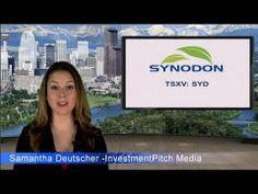 Synodon Inc. (TSXV: SYD) - Invitation - TakeStock Alberta Investor Forum
