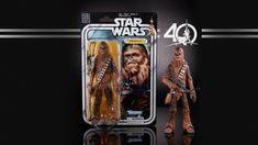 Hasbro sent along the official photos for their Star Wars 40th Anniversary reveals from Toy Fair 2017 as well as a few more. Also included are commissioned fan photos, feature the 40th Anniversary Black Series Figures recreating iconic scenes. Here's what you'll find inside: Black Series 6″ Scale 40th Anniversary Figures C-3PO Chewbacca Darth Vader Death Squad Commander Han Solo Jawa Luke Skywalker Ben Kenobi Princess Leia R2-D2 Tusken Raider Stormtrooper Celebration 2017 Exclusive X-Wing…